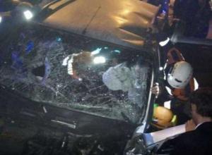 Трое из четырех пострадавших при лобовом столкновении в Сочи попали в реанимацию