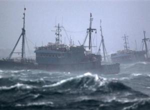 В Керченском проливе пропал с радаров сухогруз