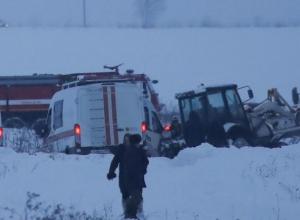 На борту разбившегося в Подмосковье Ан-148 была жительница Сочи