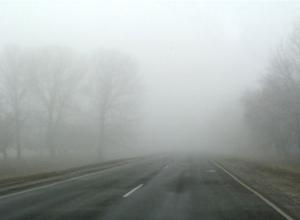 Туман и гололед ожидаются на Кубани