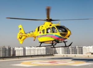 Пострадавших в страшной аварии с мотоблоком в Калининском районе доставили вертолетом в Краснодар