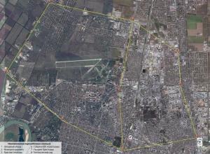Стал известен маршрут «канатного метро» в Краснодаре