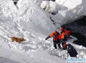 Сочинский олимпийский объект «Роза Хутор» накрыло лавиной
