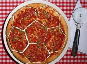В День города сочинцев ждет футбольная пицца