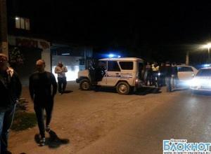 В Краснодаре  мужчина стрелял из ружья по таксистам