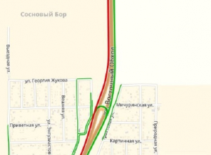 На въезде в Краснодар образовался многокилометровый затор