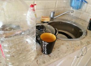 Краснодарский водоканал рассказал, когда у жителей будет вода