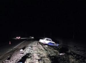 Мать и двое детей погибли при столкновении ВАЗа с мотоблоком на Кубани