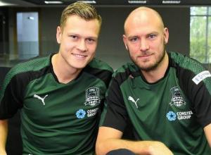 «Краснодарская связка» помогла Швеции обыграть Южную Корею на ЧМ-2018 по футболу