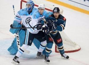 Рок-настрой не помог «Сочи» одержать хоккейную победу над «Сибирью»