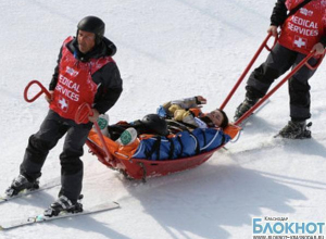 На соревнованиях в Сочи за выходные пострадали 4 спортсменки
