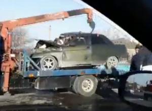 На Кубани произошло жуткое тройное ДТП: на место вызвали три «скорые»