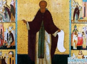 На Кубань привезут икону с частицей мощей Сергия Радонежского