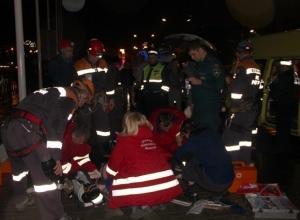 В Сочи спасатели эвакуировали из реки девушку