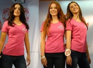 В Краснодаре из 50 красавиц выбрали одну для участия в конкурсе «Мисс Россия-2015