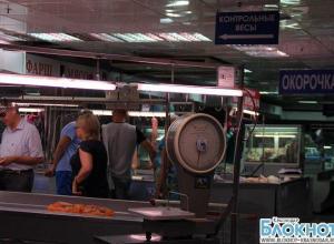 В Краснодарском крае на продуктах питания оказались импортные ценники