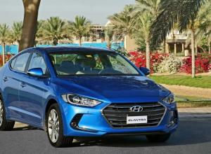Возжелали Hyundai Elantra с подогревом сидений в МФЦ Крымска