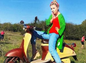Актриса Ольга Медынич месяц пробудет в Краснодарском крае из-за съемок