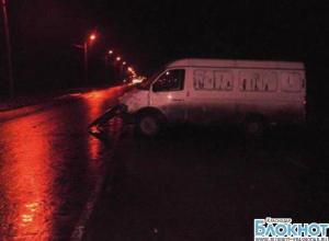 В Адыгее водитель «Газели» сбил пенсионерку