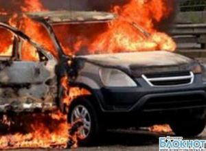 Горячий Ключ: за украденного гуся сожгли машину