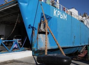 Закрытая из-за сильного тумана Керченская переправа возобновила работу