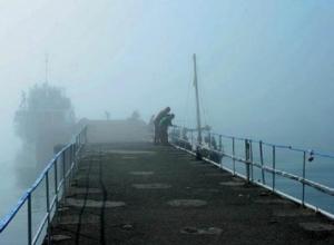 В Краснодарском крае было приостановлено движение судов через Керченский пролив