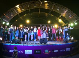 Финал конкурса талантов «Охота на сцену» прошел в Краснодаре