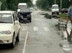 ДТП с пострадавшими устроил 17-летний подросток в Армавире
