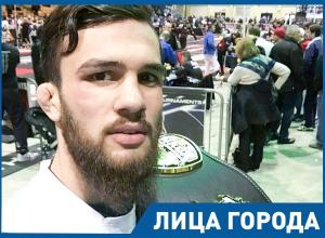 «Все свои победы я посвящаю Иисусу Христу» - чемпион мира по грэпплингу Вадим Огарь