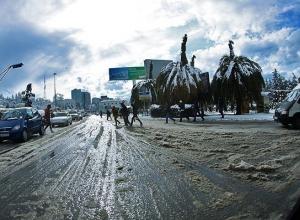 Оперативные и коммунальные службы Сочи переведены в режим повышенной готовности