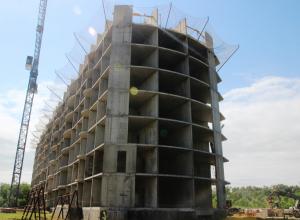 Строительство ЖК «Белые Паруса» официально продолжил новый застройщик