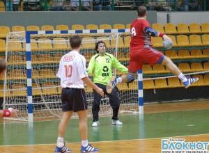 Краснодарские гандболисты выиграли юношеский чемпионат России