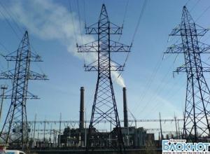 Электроэнергия в Крым будет поступать с новой ТЭЦ Новороссийска