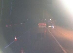 Водитель сбил пешехода на трассе в Апшеронском районе