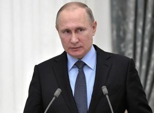 Кремль рассказал, о чем будут говорить Путин и президент Палестины в Сочи