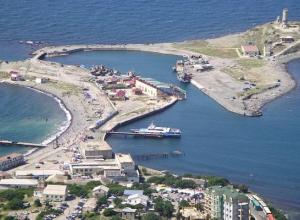 Строительство порта Тамань обойдется в 228 млрд рублей