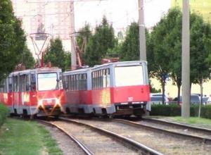 Из-за ремонта Садового моста на маршрут выйдут два дополнительных трамвая