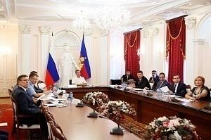 Губернатор Кубани нашел инвесторов для двенадцати долгостроев