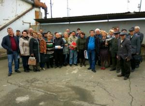 О проблемах кубанских «вежливых фермеров» доложат президенту Путину
