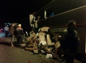 Число жертв ДТП с автобусом на Кубани возросло