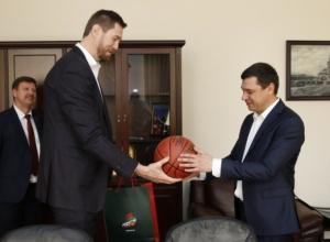 Баскетбольную академию построят в Краснодаре