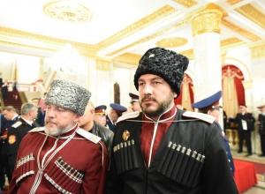Власти Кубани хотят создать Всероссийское казачье войско