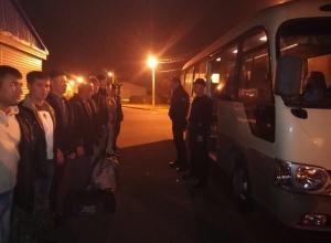 «Интервенция какая-то»: из Краснодарского края «выгнали» 3000 нелегалов