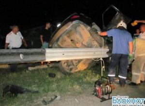 В Краснодарском крае в результате ДТП погибли две несовершеннолетних девушки