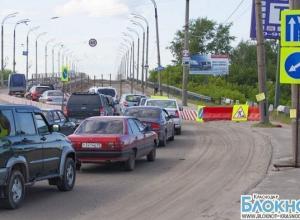 В Гулькевичском районе на федеральной трассе ввели реверсивное движение