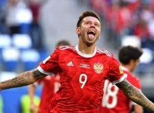 Нападающий «Краснодара» Смолов если не в Англию, то может перейти в «Локомотив»