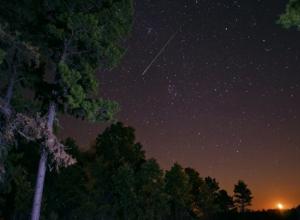 На Кубани ночью ожидается «метеоритный дождь»