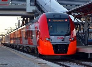 Проезд на скоростном поезде «Ласточка» подорожает в три раза