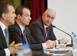 Новым мэром Новороссийска стал Игорь Дяченко