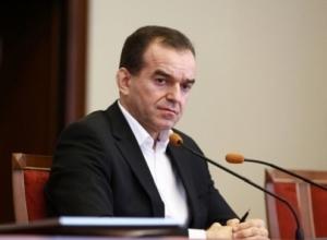 Губернатор Краснодарского края попал в ТОП-10 влиятельных глав российских субъектов